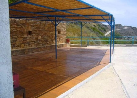 Building Y - Covered Terrace a