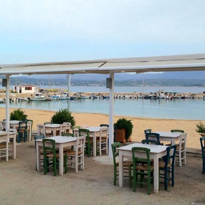 Traditional-tavern-in-Marathi-Beach-Chania-Crete
