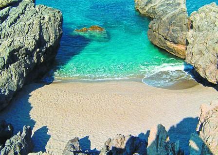 Ammoudaki-beach